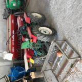 Trattorino isodiametrico Pierre Tractor