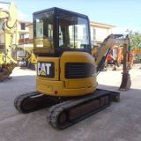 Mini escavatore  303ccr caterpillar
