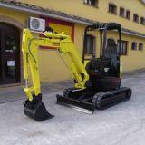Mini escavatore Yanmar Vio 20.3