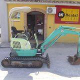 Mini escavatore Yanmar Vio 15.2