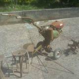 Motozappa Agria Da riparare