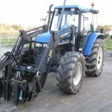 Trattore New holland  Ts100