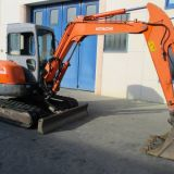 Mini escavatore Terrion Zaxis 50 u hitachi