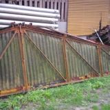 Capannone  In ferro verniciato 10x12