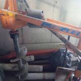 Trivella  per trattore 80x130 cm
