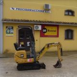 Mini escavatore  300.9d caterpillar