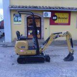 Foto Principale Mini escavatore  - 300.9d caterpillar