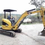 Miniescavatore  cat 303 c cr