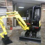Mini escavatore Yanmar Vio 25.3
