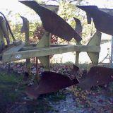 Aratro  Bivomere reversibile vittone