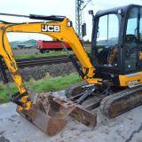 Mini escavatore Jcb 8026 cts