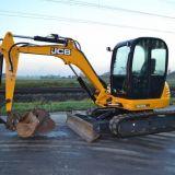 Mini escavatore Jcb 8055 rts