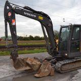 Mini escavatore Volvo Ec55c