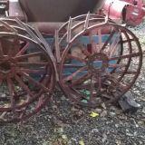 Varie ruote  a gabbia