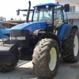 Foto Principale Trattore new holland - tm 190