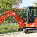 Mini escavatore  eurocomach es400zt