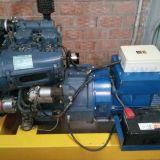 Gruppo elettrogeno  Mjb 160 sc4 vm motori e magneti marelli generators