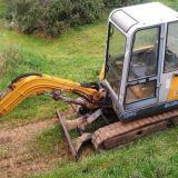 Mini escavatore  Libra 135 s