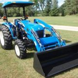 Trattore New holland  Tc55da