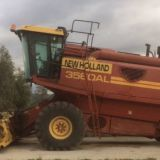 Mietitrebbia autolivellante New holland 3560 al