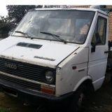 Autocarro Fiat iveco daily