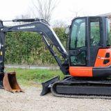 Mini escavatore  Es500zt eurocomach