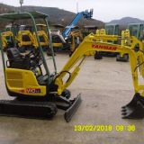 Mini escavatore Yanmar Vio 17