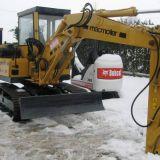 Escavatore cingolato  M6 macmoter