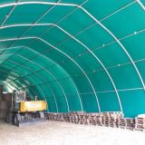 Foto Principale 2 tunnel  - anno 2014 con telo pvc