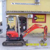 Mini escavatore Kubota U15.3