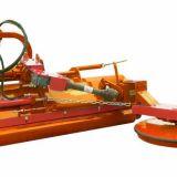 Trincia erba  saturno con tastatore interfilare futura macchine agricole