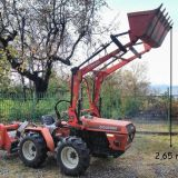 Trattore Goldoni  945 rs dt