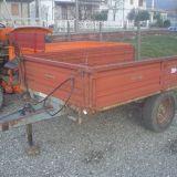 Rimorchio  b125p bicchi