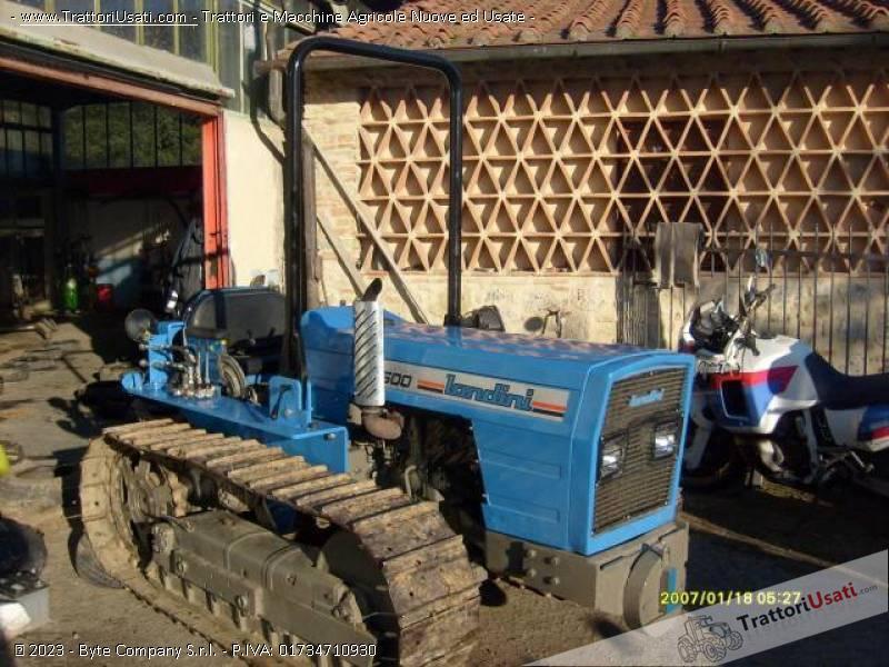 Foto Annuncio Trattori cingolati landini - 6500
