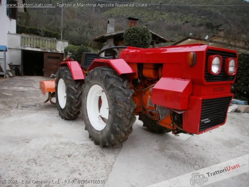 Trattore valpadana snodato for Vendita trattori usati lazio