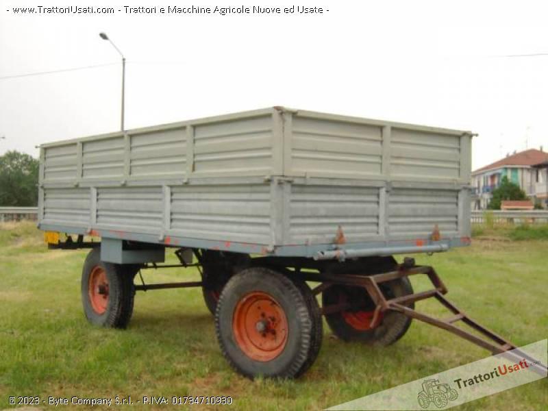 Rimorchio agricolo verderone for Rimorchio agricolo piemonte