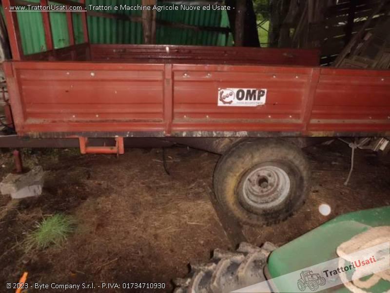 Rimorchio agricolo omp for Omp rimorchi agricoli