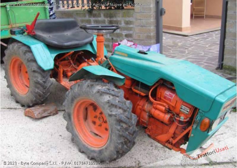 Trattore pasquali 988 for Vendita trattori usati lazio