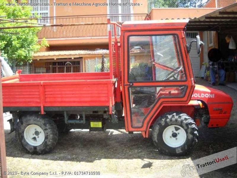 Motoagricola goldoni transcar 22 rs for Thermorossi h2o 18 prezzo