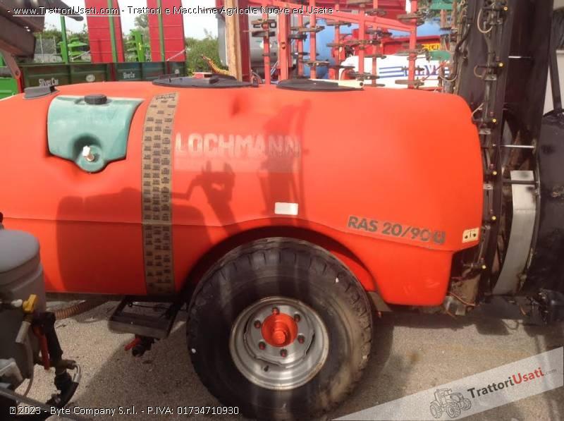 Atomizzatore lochmann 20hl for Lochmann rimorchi usati