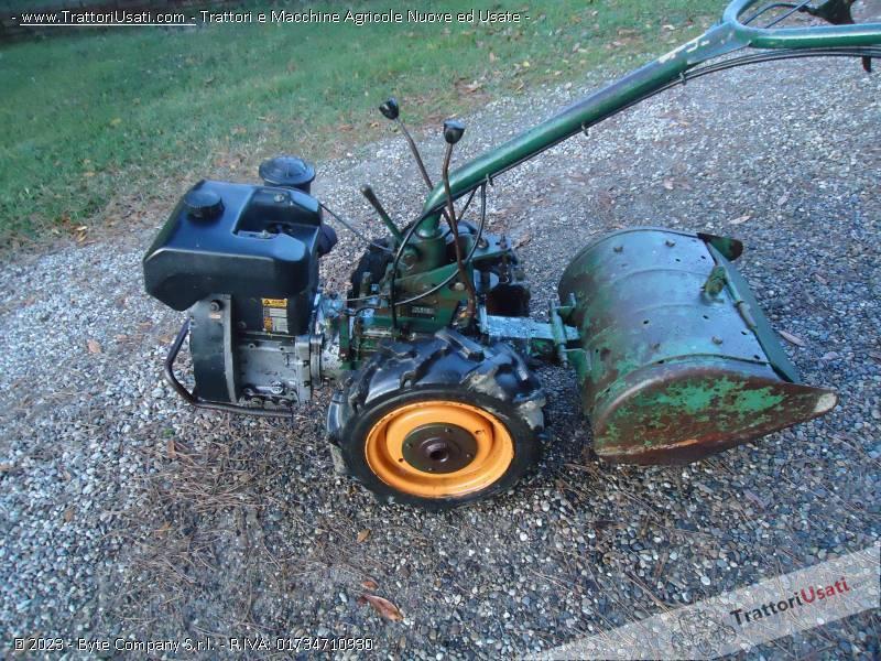 Motocoltivatore goldoni 610a for Goldoni motocoltivatori usati