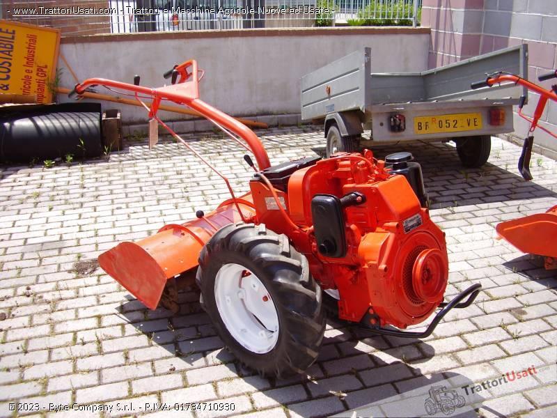 Motocoltivatore carraro 14 cv diesel for Motocoltivatore carraro