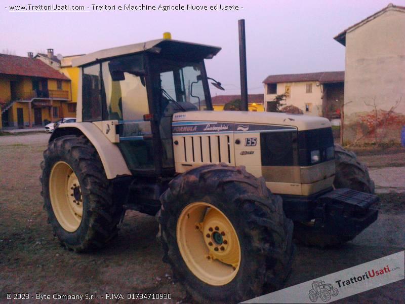 Foto Annuncio Trattore lamborghini - formula 135