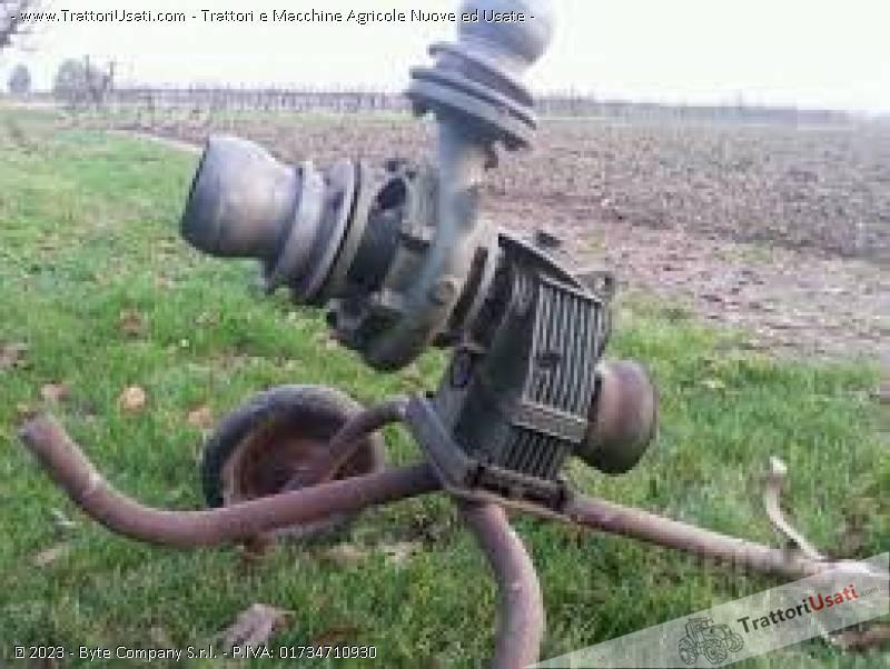 Pompa irrigazione caprari for Pompa per irrigazione