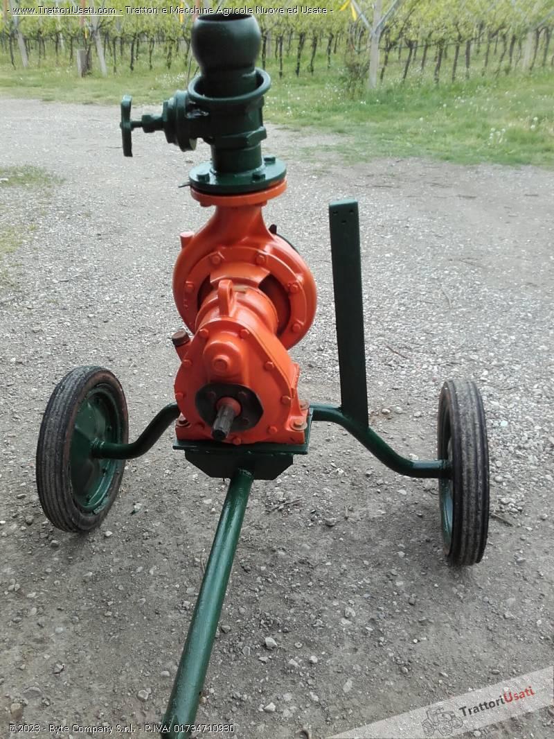 Pompa irrigazione landini for Pompa irrigazione