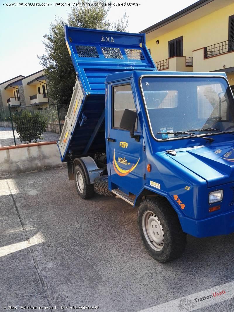 Motocarri usati - Cerco, Vendo, Compro