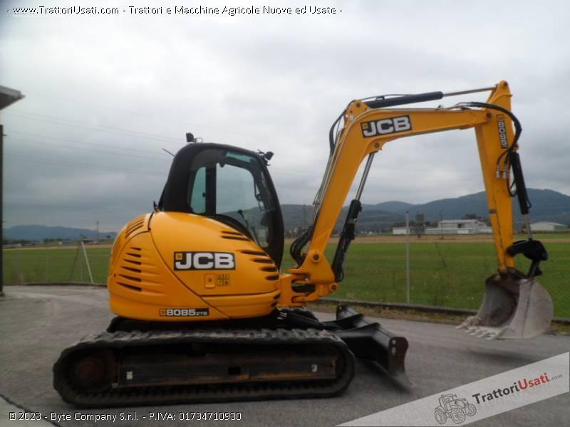 Foto Annuncio Escavatore jcb - 8085 eco slovenija