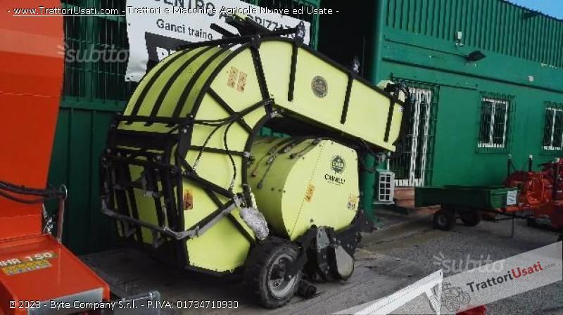 Foto Annuncio Rotoimballatrice  - quikpower 1230 caeb