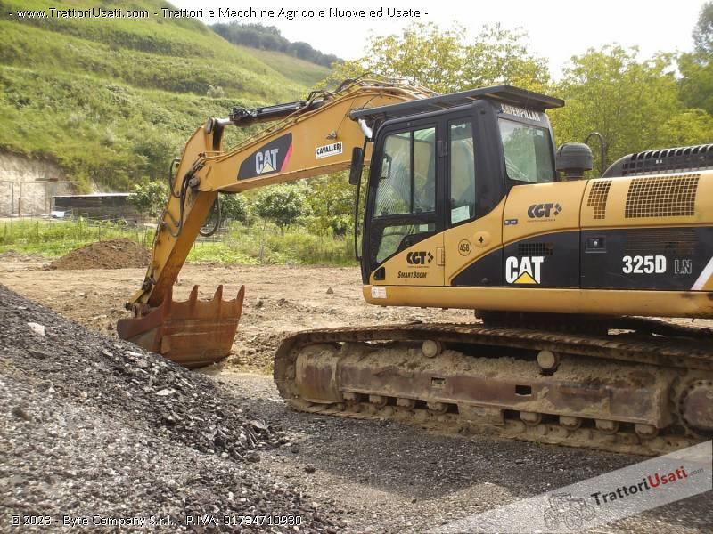 Foto Annuncio Escavatore cingolato  - caterpillar 325d ln