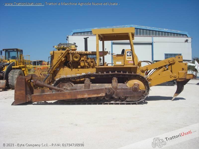 Foto Annuncio Bulldozer  - d9g caterpillar